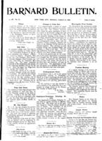 Barnard Bulletin, March 24, 1902