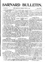 Barnard Bulletin, April 22, 1902