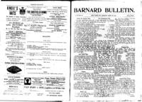 Barnard Bulletin, April 28, 1902