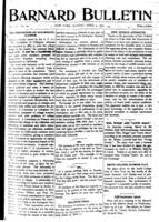 Barnard Bulletin, April 4, 1904