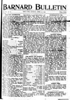Barnard Bulletin, April 25, 1904