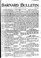 Barnard Bulletin, May 16, 1904, page 1