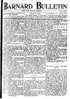 Barnard Bulletin, March 6, 1905, page 1