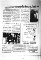 Barnard Bulletin, March 04, 1987, page 6