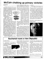 Barnard Bulletin, March 1, 2000, page 11