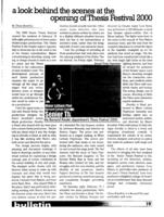 Barnard Bulletin, March 1, 2000, page 19