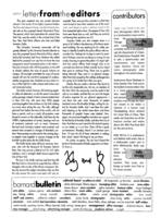 Barnard Bulletin, March 1, 2000, page 2