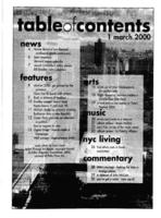 Barnard Bulletin, March 1, 2000, page 3