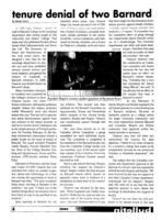 Barnard Bulletin, March 1, 2000, page 4