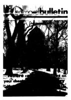 Barnard Bulletin, March 1, 2000