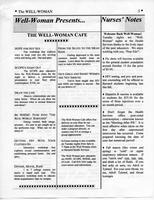 Well-Woman Newsletter, October 1995, page 3