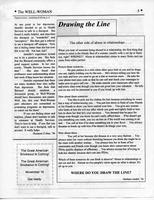 Well-Woman Newsletter, October 1995, page 5