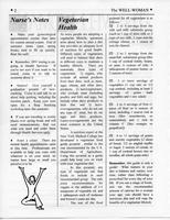 Well-Woman Newsletter, February 1996, page 2
