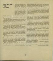 The Women's Center, Barnard College, pamphlet, 1971, page 3