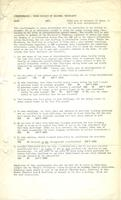 Questionnaire: Women Faculty of Columbia University, 1970