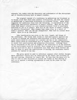 Notes from initial planning meeting, 1973, page 3