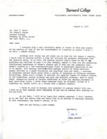 Jane Gould and Donna Stanton correspondence, 1973, page 2