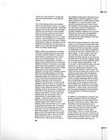 Paper about Art and Feminism, 1974, page 2