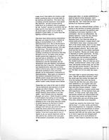 Paper about Art and Feminism, 1974, page 7