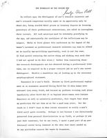 The Economics of the Second Sex, 1974, page 1