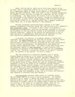 "Letter from Elaine Reuben to Catharine Stimpson, January 10, 1972; ""Feminist Criticism in the Classroom, or, 'What Do You Mean WE, White Man?'"" November 5, 1971, page 3"