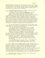 "Letter from Elaine Reuben to Catharine Stimpson, January 10, 1972; ""Feminist Criticism in the Classroom, or, 'What Do You Mean WE, White Man?'"" November 5, 1971, page 5"