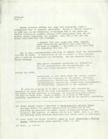 Memo from Catharine Stimpson to Alexander Stein, regarding remarks for the Joint Barnard-Columbia Trustee Committee, April 22, 1971, page 2