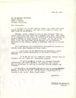 Letter from Catharine Stimpson to Margaretha Espersson, June 28, 1971