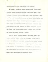 Report on the conclusions of the Task Force on Barnard and the Educated Woman, 1971, page 3
