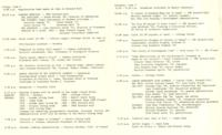 Reunion 1971 Program, Spotlight on a Woman's World, page 2