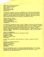 Memo from Mary Scotti to Patricia Graham, regarding the roster, October 11, 1971, page 3