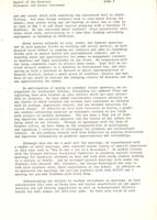 Report of the Director of Placement and Career Planning to the President, 1970-1971, page 2