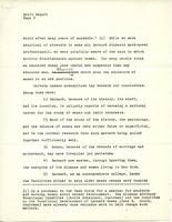 Draft, Report of the Task Force on Barnard and the Educated Woman, April 1971, page 2