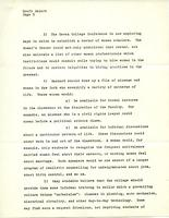 Draft, Report of the Task Force on Barnard and the Educated Woman, April 1971, page 5