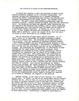 Memorandum to officers of instruction and administration from the Dean of Faculty LeRoy C. Breunig, January 12, 1971, page 2