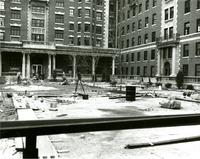Atschul Court construction, circa 1960s