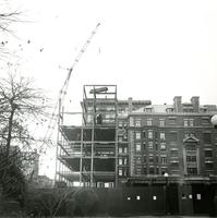 Reid Hall construction, 1960-1961