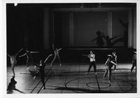 Dance concert in Lefrak Gymnasium, 1988