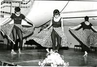 Dance Performance titled Black Women's Cultural Dance, circa 1980s
