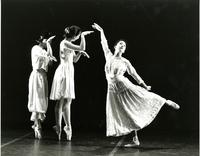 """Ballet Evenings"" performance, October 1990"