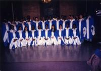 Barnard College Gospel Choir, circa 1980s-1990s