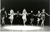 Dancers in costume, 1995