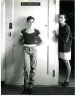 Students at Merce Cunningham Studio, circa 1990