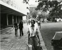 First year orientation, 1981