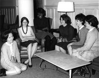 Student Exchange Program discussion, C1960