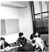 English Class in Barnard Hall, 1962