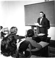 Professor Richard Normand, circa 1962