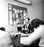 Professor James O'Connor, circa 1962