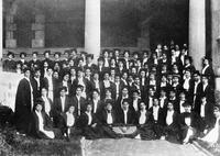 Barnard College Class of 1908 Portrait
