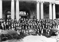 Barnard College Class of 1911 Portrait